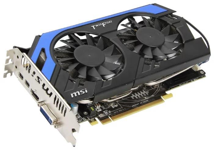 MSI Radeon HD7850 1Gb 256 bit   DDR5  Полностью рабочая!