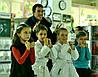 Мастер-класс школы карате для детей в Днепропетровске!