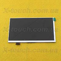 Матрица,экран, дисплей Oysters T72 3G для планшета