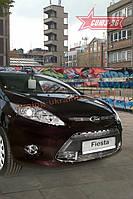 Декоративные элементы решетки радиатора d8мм Союз 96 на Ford Fiesta 2008-2012