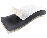 Матрац ортопедичний з незалежним блоком Beta Organic Sleep&Fly EMM