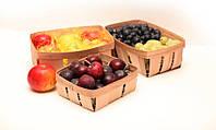 Упаковка для фруктов (корзинка)