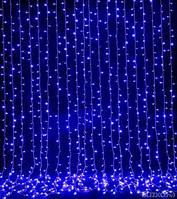 """Новогодняя светодиодная гирлянда """"Занавес"""""""