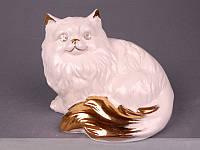 Статуэтка Lefard Кошка 13 см фарфор 276-124