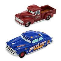 Disney Набор машинок Хадсон Хорнет и Выхлоп Тачки 3 Hudson Hornet and Smokey Die Cast Cars Twin Pack Cars 3