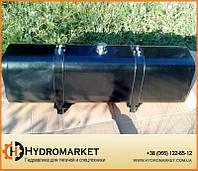 Бак гідравлічний, гідробак, закабінний, 180 л залізний (49х34х110), фото 1
