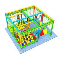 Детский игровой лабиринт «Литл-пони-2», 2*2 клетки