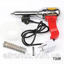 Фен для пайки пластику бамперів 700W 220V