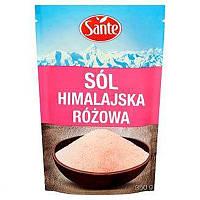 Гималайская розовая соль Sante 350 г