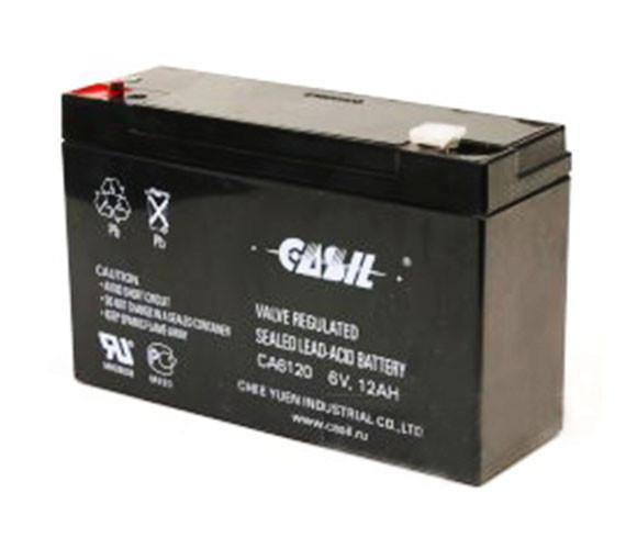 Свинцово-кислотный аккумулятор Casil CA6120
