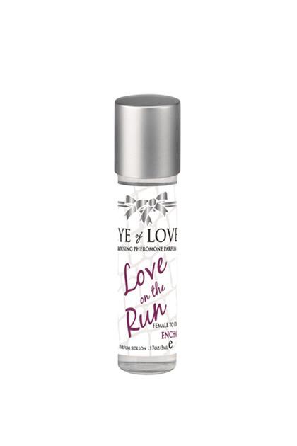 Духи с феромонами Eye of Love Body Mini Rollon Excite  5 ml