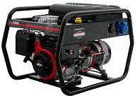 Однофазный бензиновый генератор AGT EAG 4500 (5 кВт)