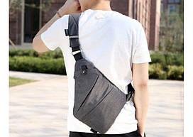 Сумка рюкзак через плечо мессенджер Cross Body Bags