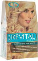 Осветлитель для волос на основе белой хны Delia REVITAL (50х50х15ml)