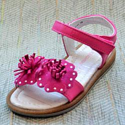 Босоножки на девочку, Flamingo размер 25 26