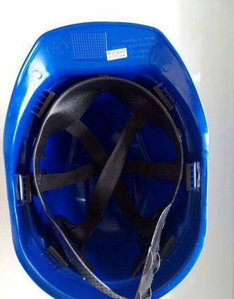 Каска строительная Универсал синяя Тип Б, фото 2