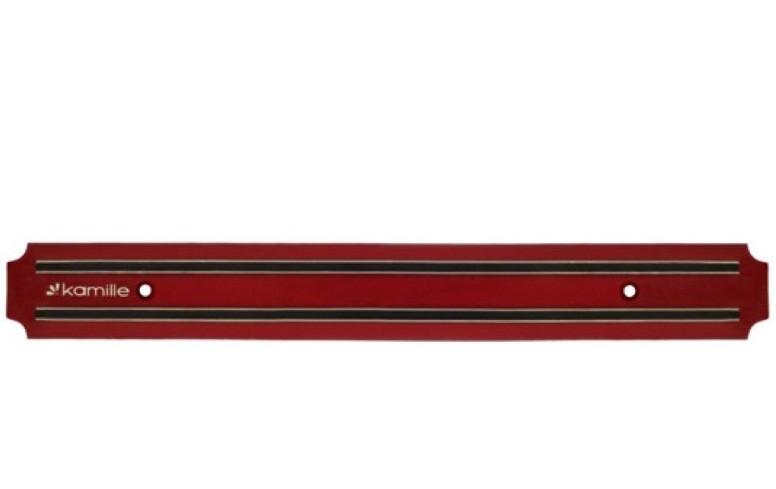 Магнитный держатель для ножей 38 см Kamille 1052