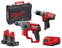 MILWAUKEE POWERPACK 12V FUEL M12CPP2B-402C