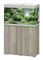 Аквариумный комплект EHEIM (Эхейм) vivaline LED 126 с тумбой, белый/антрацит (80*45*35см)