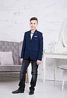 Пиджак для мальчика ТМ НОВАЯ ФОРМА  CHAK № 122.1 (р. 122, 146), фото 1