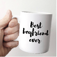 Чашка Best boyfriend