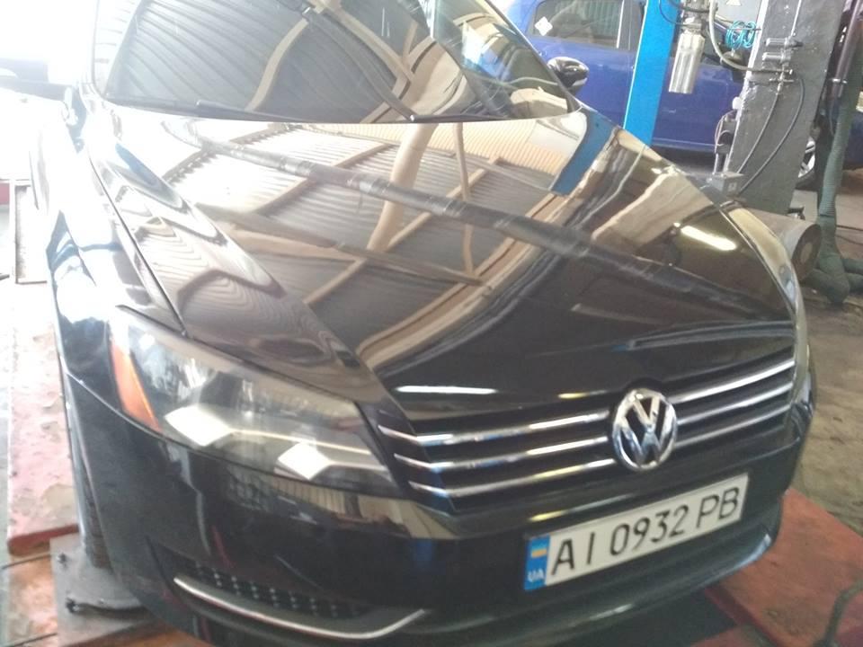Volkswagen Polo Sedan Замена акустикии установка ДХО