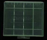 Пластиковый бокс для батареек и аккумуляторов Camelion