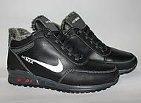 Женские подростковые зимние ботинки Nike Air Max 36р
