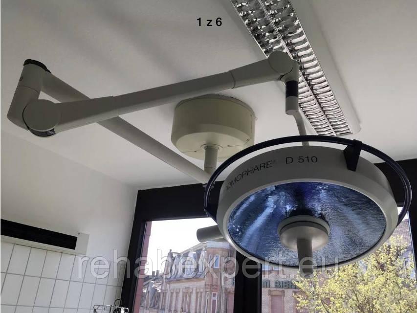 Операционный Светильник Berchtold Cromophare D510 Surgical Light