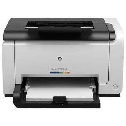 Техническое обслуживание HP принтер цветной А4, фото 2
