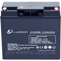 Аккумуляторная батарея LUXEON LX 12200MG