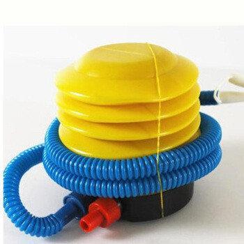 Насос ножной для резиновых надувных изделий, d -10см