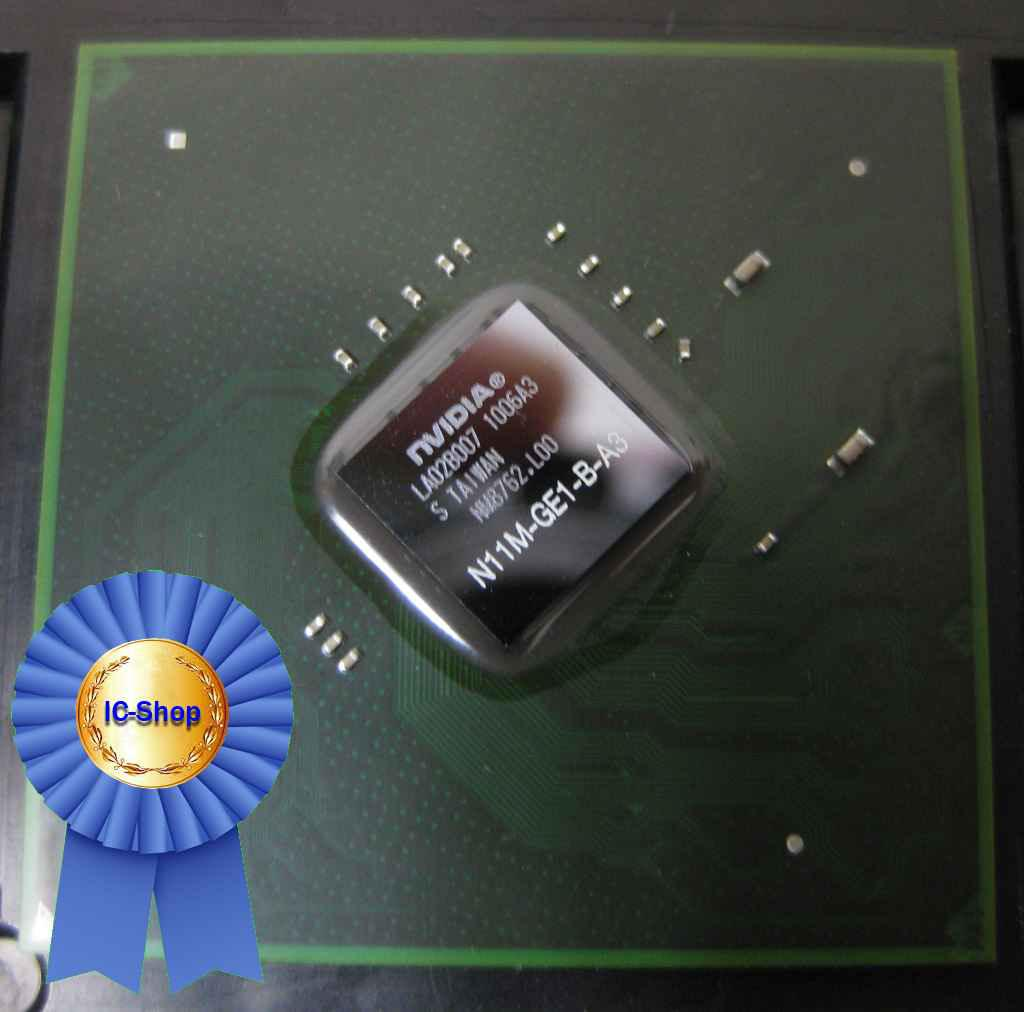 Микросхема N11M-GE1-B-A3 ( Nvidia ) - гарантия 1 мес.