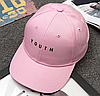 Бейсболка Youth розовая