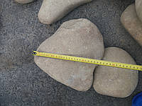 Галька речная Закарпатская, крупная 200-400мм