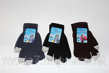 Подростковые перчатки для сенсора 3 цвета