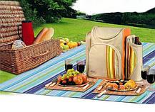 Коврик - сумка для пикника и пляжа, 145x100 см, фото 2