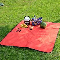 Коврик - сумка для пикника и пляжа, 145x100 см, фото 3