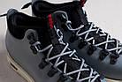 Мужские ботинки Native Fitzsimmons Boot Grey в стиле серые, фото 6