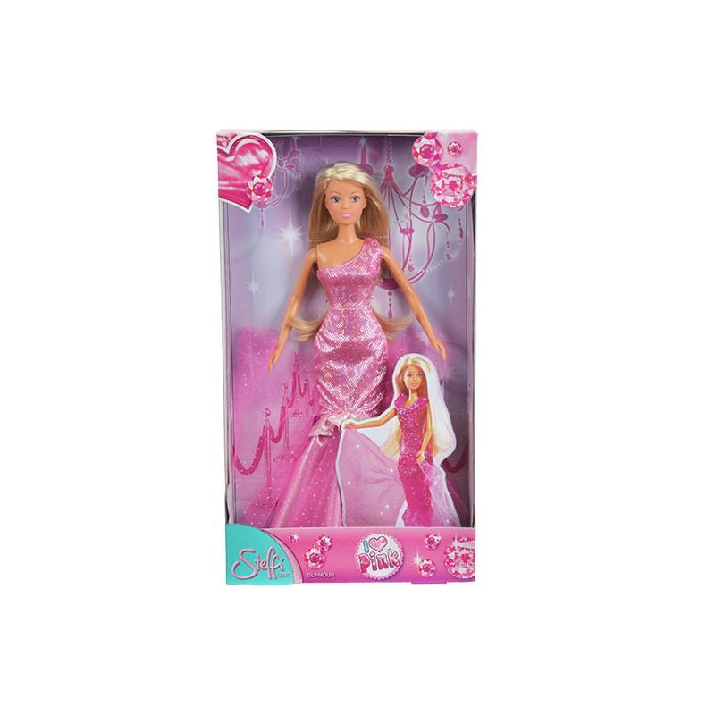 Кукла в розовом платье Simba 5732465_B
