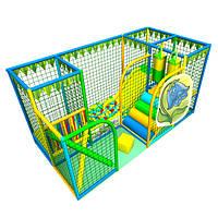 """Детский игровой лабиринт """"Колокольчик"""", 2х4 клетки"""