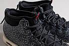 Мужские ботинки Native Fitzsimmons в стиле черные, фото 6
