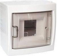 Щит для автоматических выключателей (наружной установки) КНО-4Д  BYLECTRICA