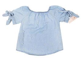 Детские рубашки и блузки по выгодным ценам