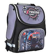 Ранец школьный каркасный  PG-11 Extreme power 554543 Б  Smart