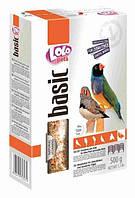 """Корм для зебровых амадин и экзотических птиц """"Zebra Finch Exotic Birds Food Complete"""" 1000г. LoLo Pets™"""