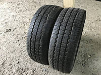 Шины бу m+s 225/65R16C Maxxis Vanpro As 2шт 6-7мм