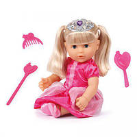 Лялька із довгим волоссям для причосок Bayer Design 94015AE - Charlene Sister