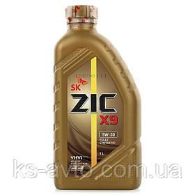 Масло моторное ZIC X9 5W-30