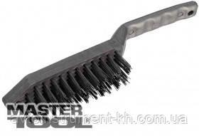 MasterTool  Щётка проволочная пластиковая, Арт.: 14-5506